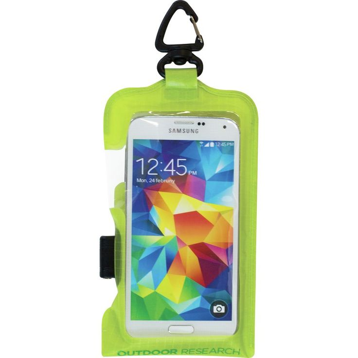Outdoor Research - Sensor Dry Pocket Premium - Large - Lemongrass