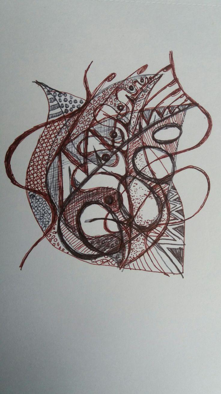 Doodle by Mel Dixon.