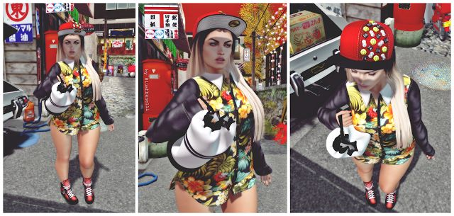 Fashion in SL by Luah Benelli: NS::