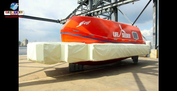 Rede de konbini equipa lojas com barcos salva-vidas para serem usados no caso de tsunami