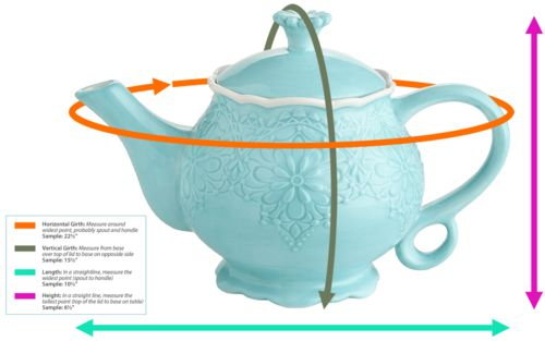 You Asked 4 It: Pretty Teapot Cozy | Sew4Home