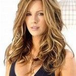 brown blonde hair | Newest Hairstyle Trend In 2013 - Brunette With Blonde Highlights
