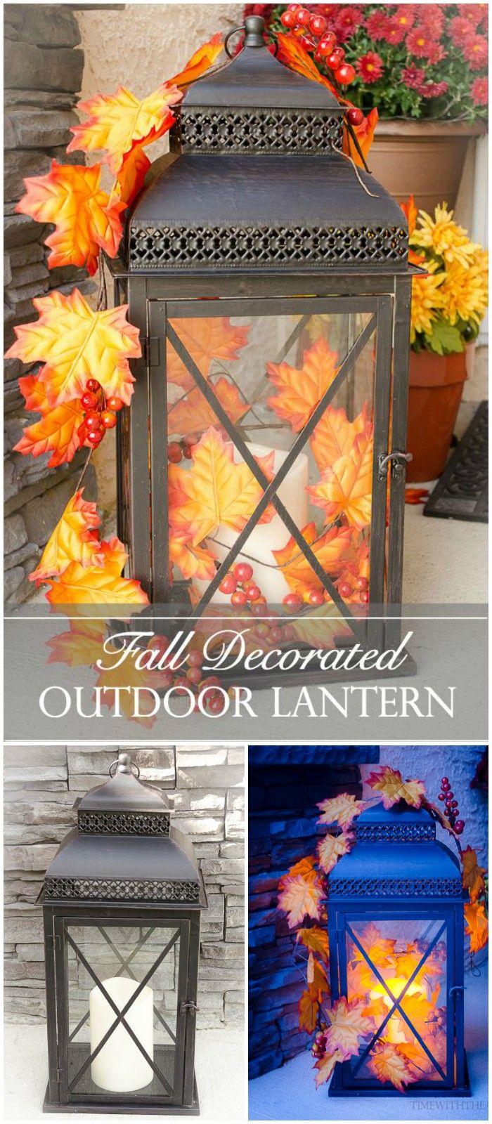 20 Amazing DIY Fall Porch Decor Ideas