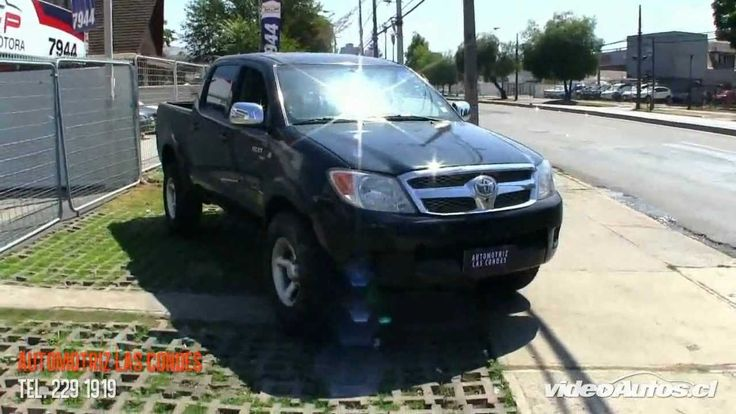 VideoAutos.cl : Autos usados con video : TOYOTA HILUX D4D