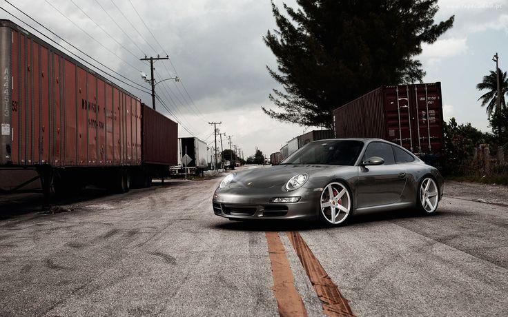 Szare, Porsche 911