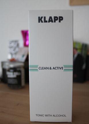 Kaufe meinen Artikel bei #Kleiderkreisel http://www.kleiderkreisel.de/kosmetik/kosmetik/65711488-klapp-gesichtstonic-erfrischend-klarend