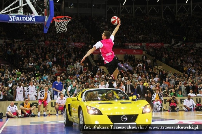 Mecz Gwiazd Tauron Basket Ligi 2012 | All-Star Game of Tauron Basket League 2012 in Katowice, Poland