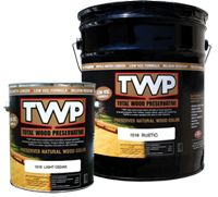 TWP 1500 Series Stain Review.  BEST RATED DECK STAIN/ PRESERVATIVE