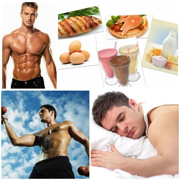 Kết quả hình ảnh cho Chế độ ăn uống không cân bằng khiến bạn khó tăng cân khi tập thể hình