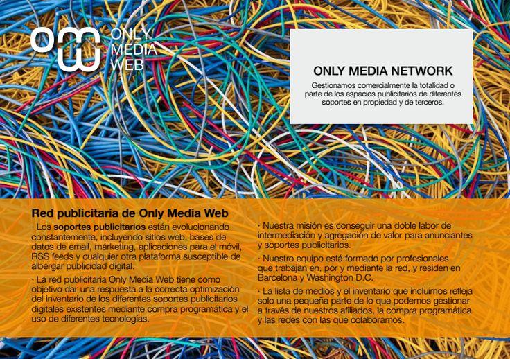 Redes Only Media Web  Marketing Online
