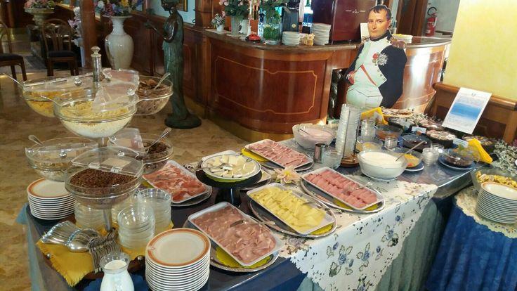 Le nostre colazioni sono davvero buonissime. Provare per credere! www.hotelnapoleon.org #beenapoleon #hotelnapoleonjesolo #jesolo #jesololido