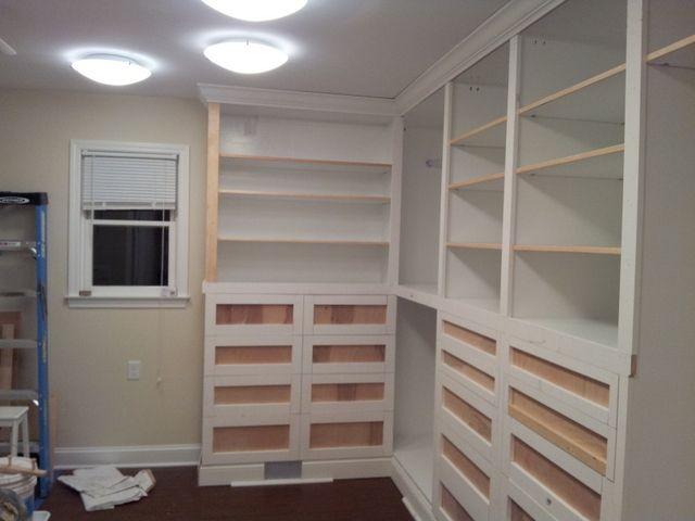 closet drawers closet storage closet built ins walking closet custom