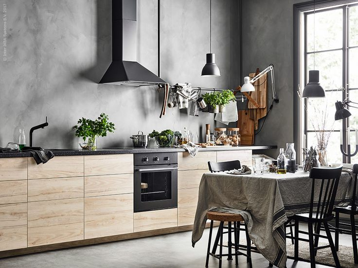 245 best IKEA Küchen - Liebe images on Pinterest | Kitchen ideas ... | {Moderne landhausküche ikea 21}