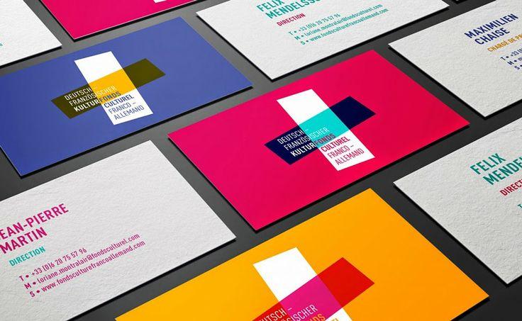 Fondo Cultural Franco-Alemán   – branding