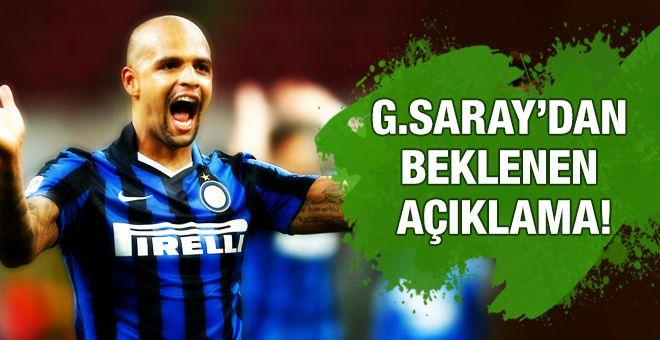 Yaz transfer sezonunda Galatasaray'dan Inter'e transfer olan Felipe Melo ve Alex Telles'in durumu İtalyan basınında gündem maddesi.
