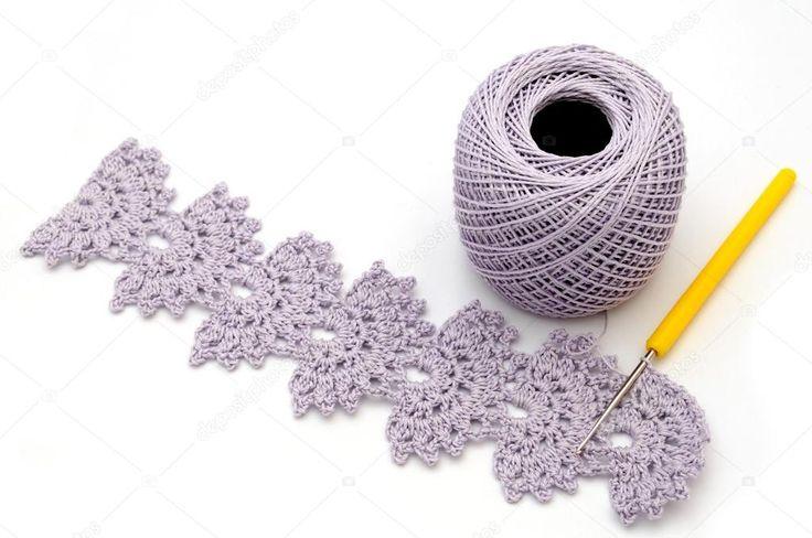 Mejores 37 imágenes de crochet jewellery en Pinterest | Collar de ...