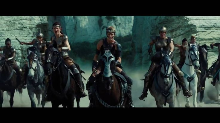 Wonder Woman  Trailer (2017) - Gal Gadot Movie on cjn news