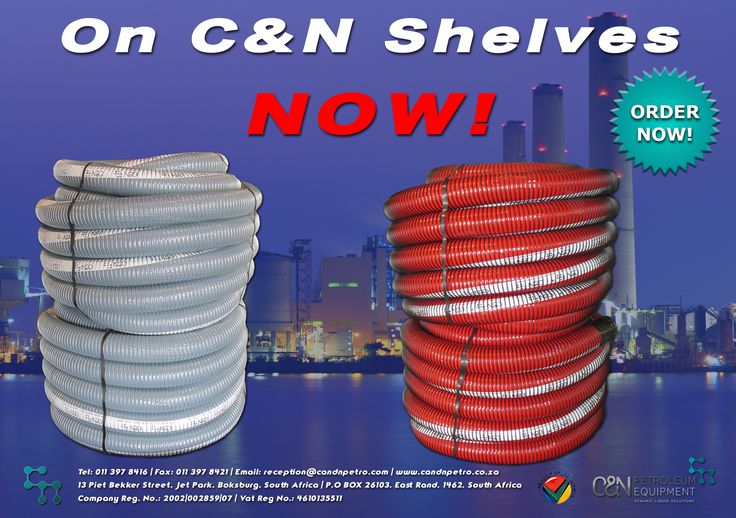 CHECK IT OUT!!👀⚠️ On C&N shelves now. Check out our website for more of your equipment needs!👉💻 http://candnpetroleum.co.za/