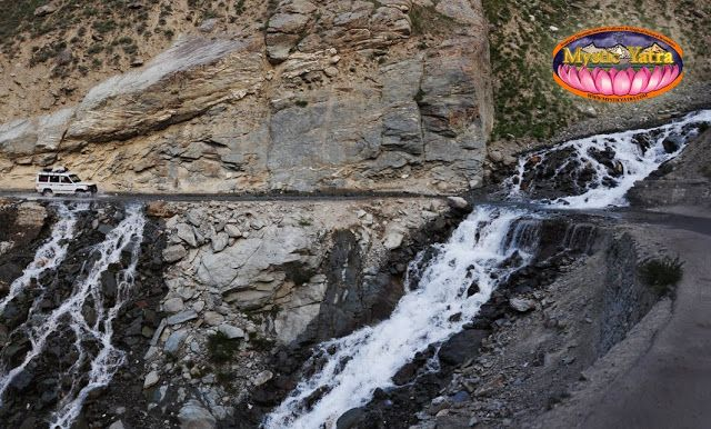 Mystic Yatra: The Highest Motorable Road in the World!