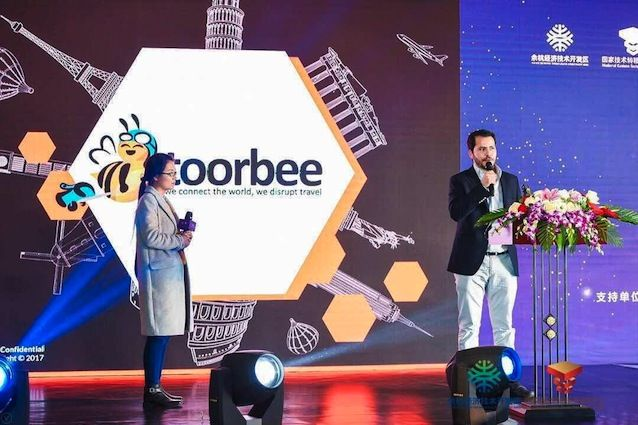 "Toorbee: Σε ελληνική start-up το κορυφαίο βραβείο στη ""Silicon Valley"" της Κίνας"
