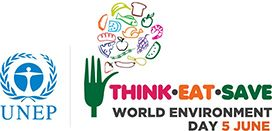 World Environment Day 2013. Think.Eat.Save. Reduce Your Footprint.  June 5th