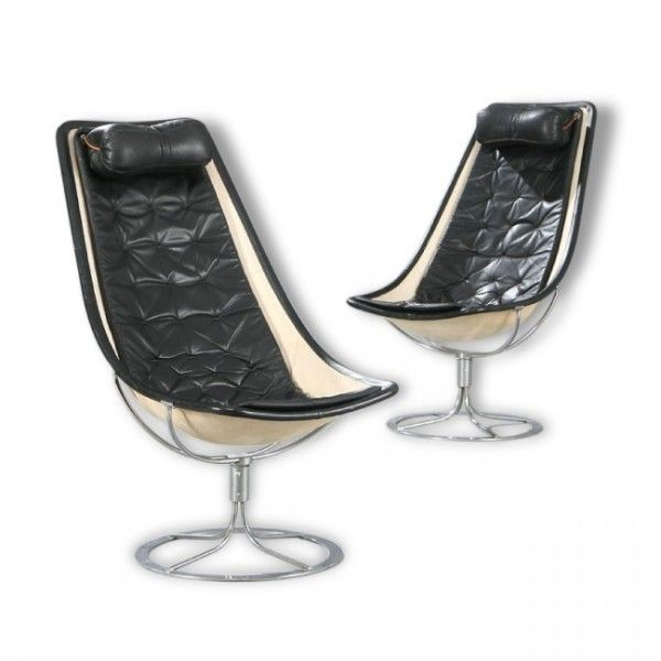 Located using retrostart.com > Jetson Arm Chair by Bruno Mathsson for Dux
