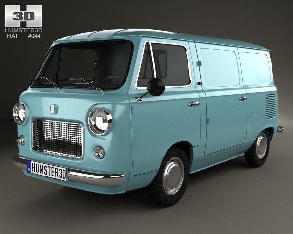 Fiat 600 T 1967