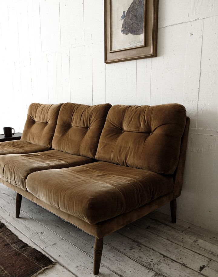 Ts Bread Sofa 3 Seater Truck Furniture 家具 インテリア ソファ