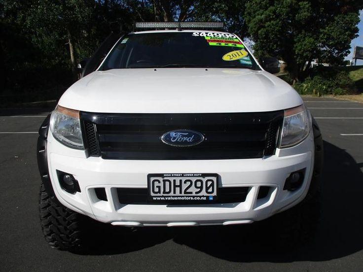 Ford Ranger 4x4 BEASTMODE 2011 | Trade Me