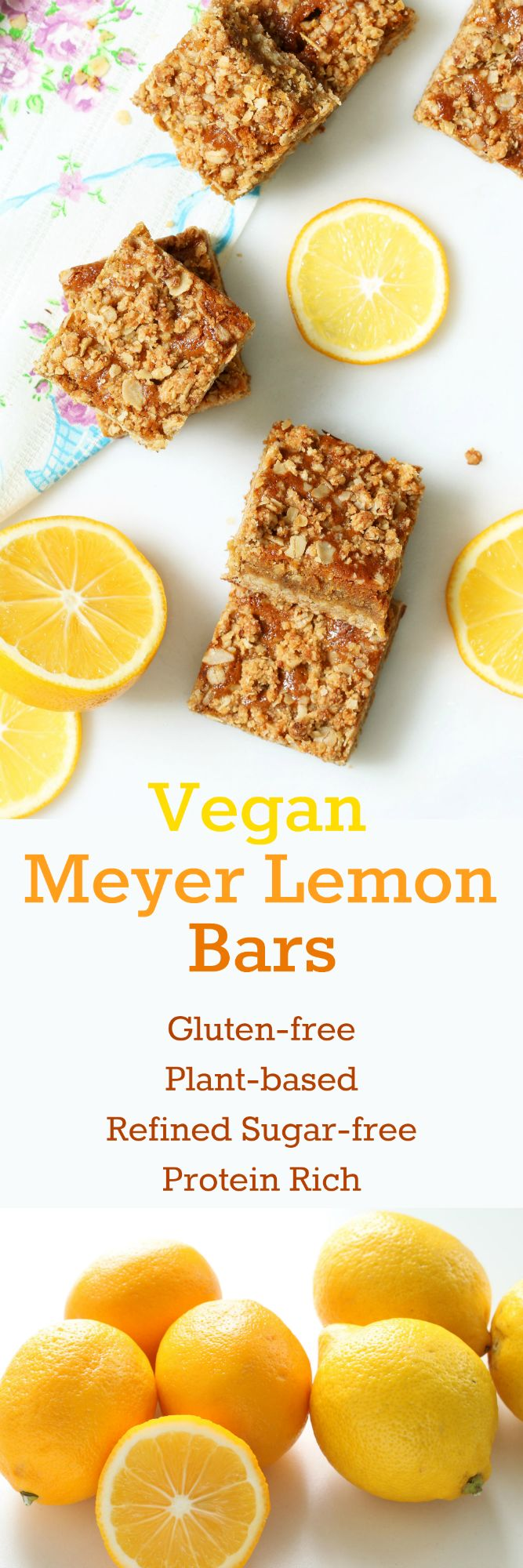 The 25+ best Vegan lemon bars ideas on Pinterest | Vegan ...