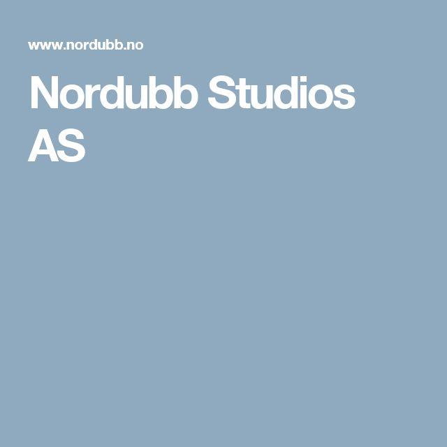 Nordubb Studios AS
