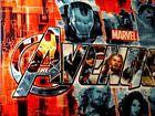 Marvel Avengers Fleece Fabric 66 X 48 - #avengers, #marvel, fabric, Fleece