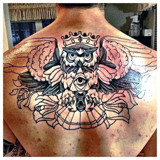 upper back tattoo ideas for men tattoo pinterest upper back tattoos tattoos for men and. Black Bedroom Furniture Sets. Home Design Ideas