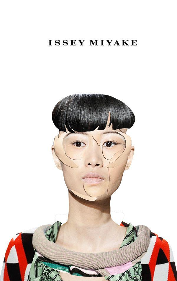 Dina Lynnyk-fashion-collage-issey-miyake