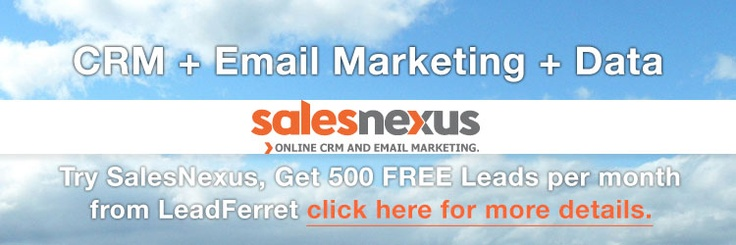 how to get sales leads for free