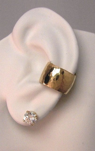 49 best gold earcuffs images on ear cuffs cartilage