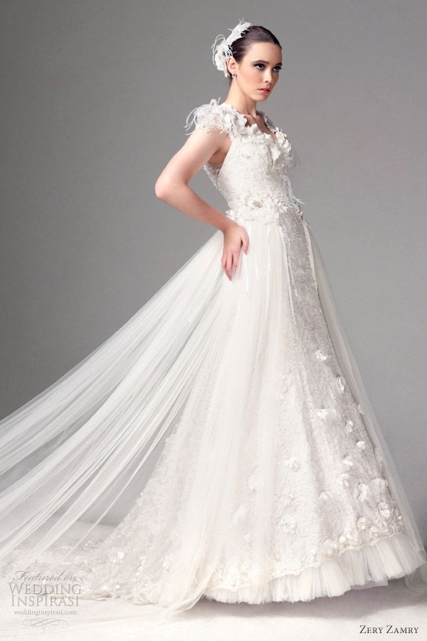 zery zamry wedding dresses