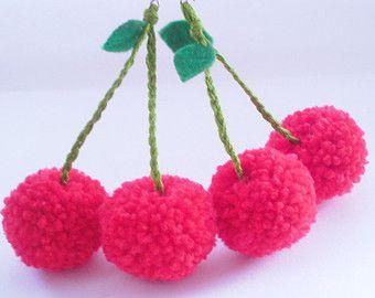 Cherry Pom Pom