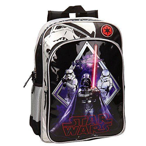 Star Wars 2192351 Darth Vader Mochila Adaptable a Carro, Color Negro %TEXT https://images-eu.ssl-images-amazon.com/images/I/51cJBt0EPvL.jpg