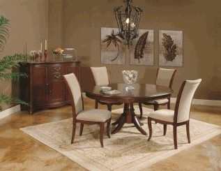 Shop For The South Hampton 5 Piece Dining Set At Morris Home