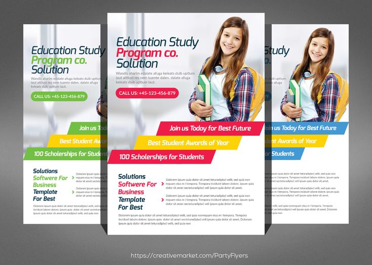 Best Flyer Inspiration Images On   Flyer Template