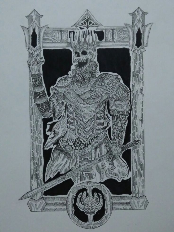 """""""The old king"""""""
