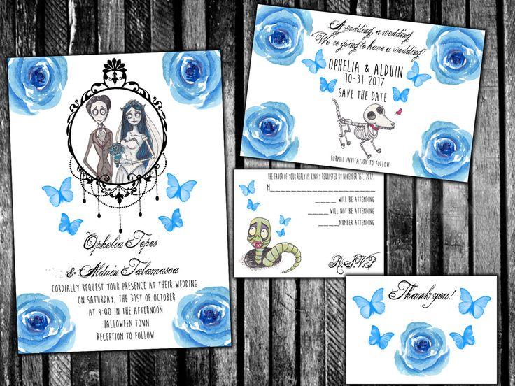 Corpse Bride Wedding Gown: 25+ Best Ideas About Corpse Bride Wedding On Pinterest
