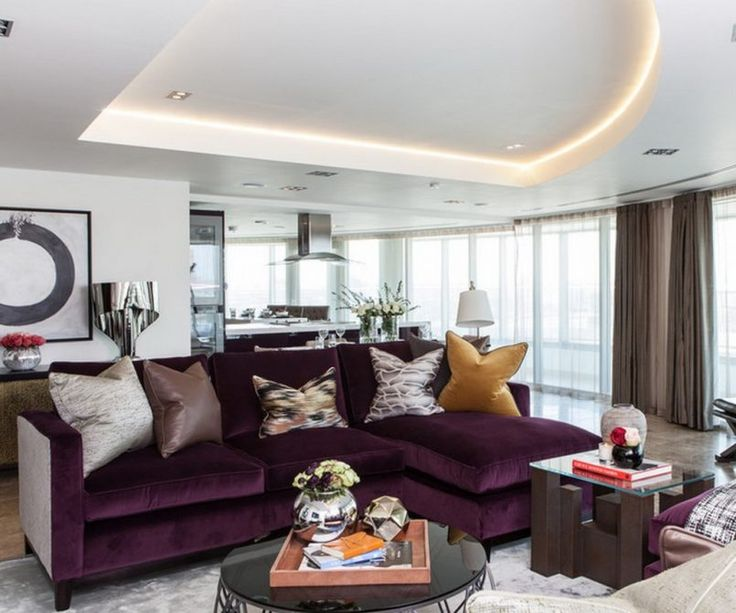 17 Best Ideas About Glamorous Living Rooms On Pinterest