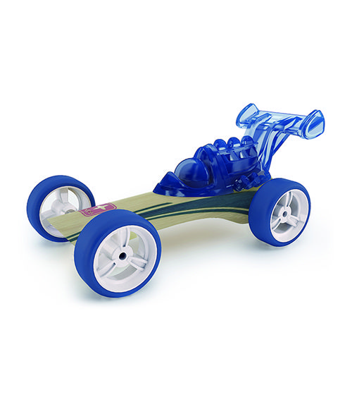 Little Dragster From Hape from The Wooden Toybox