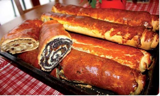 Jedinečný recept na chutný makovník a orechovník podľa starého slovenského receptu. Babkin maslový závin | Báječný život