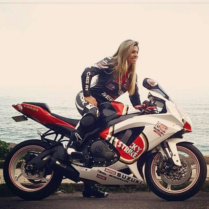 54 Best Women And Bikes Images On Pinterest Planes Motorcycles