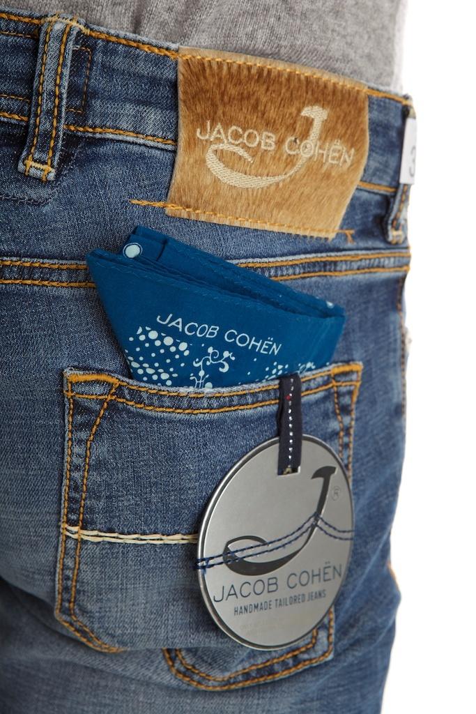 Jacob Cohen jeans denim, shop online DIDORIS.COM