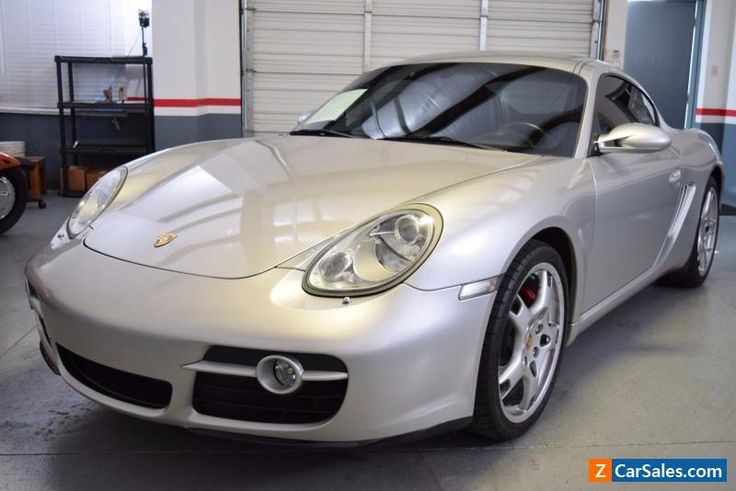 2007 Porsche Cayman #porsche #cayman #forsale #canada