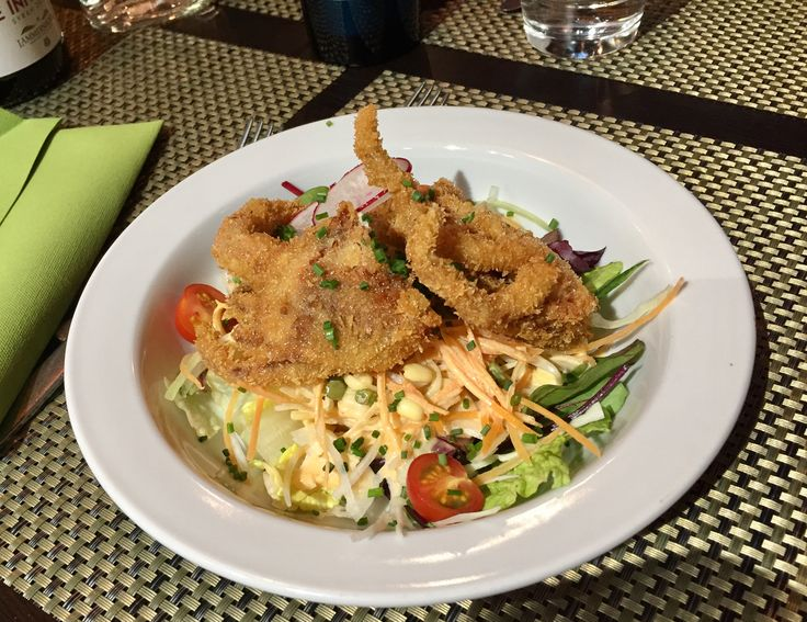 Sofr shell crab in restaurant Hoku